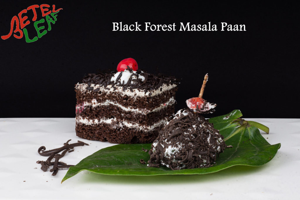 Black Forest Masala Paan